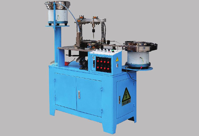 Automatic Fully Insulated Terminal Assemble Machine