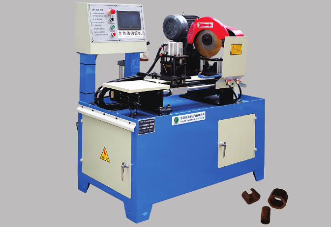 YE-Q2 Automatic Pipe Cutting Machine