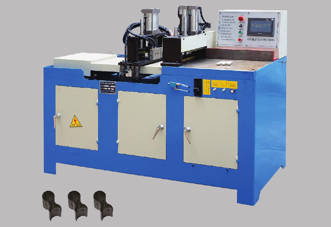 YE-Q4 Automatic pipe cutting machine