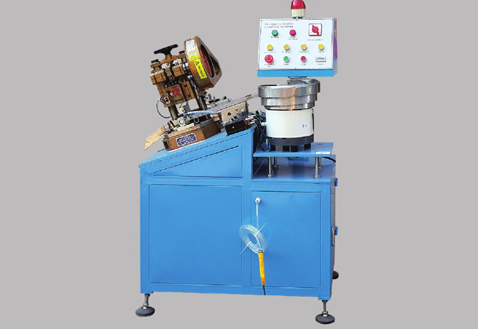 YE-SD1 Double side dimpling machine