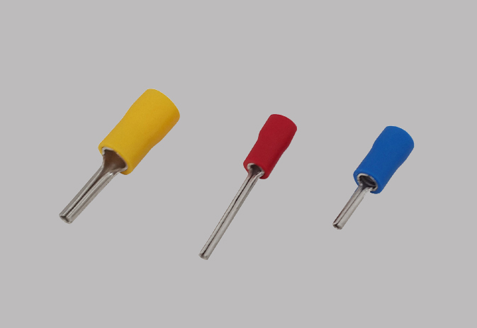 VINYL INSULATED PIN TERMINALS